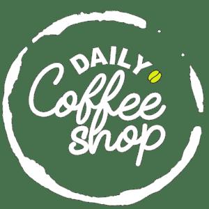 Le logo du site daily coffee shop