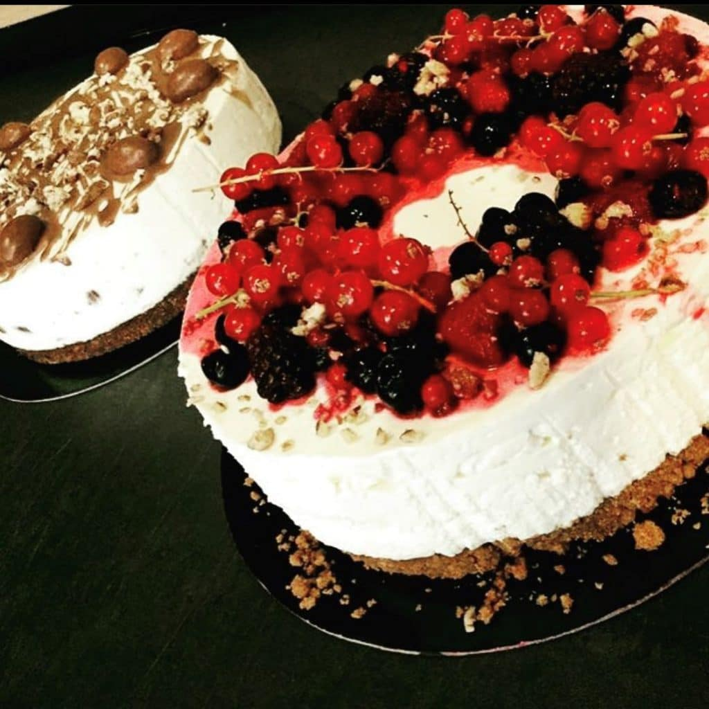 Images des cheesecakes de Daily Coffee Shop