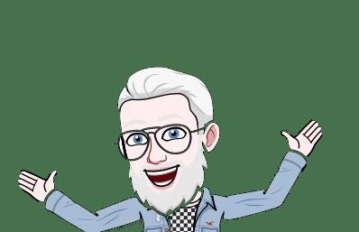 Emoji d'un homme qui dit bonjour