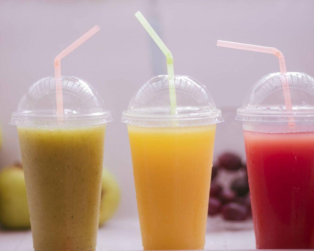 Images de smoothies de Daily Coffee Shop